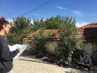 Mimari Restorasyon Öğrencileri Seferihisar Arazi Çalışmalarını Gerçekleştirdi