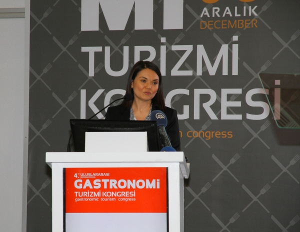 IUE ATTENDS THE 12th TRAVEL TURKEY FAIR AND INTERNATIONAL GASTRONOMIC TOURISM CONGRESS