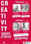 Creativity Under Stress Etkinliği Perşembe Günü Yapılacak