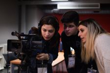 HIGH SCHOOLERS BECOME 'COMMUNICATION PROFESSIONALS'