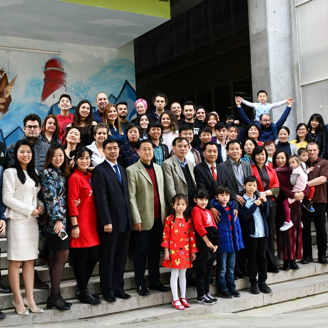 Chinese New Year celebrated at Izmir University of Economics