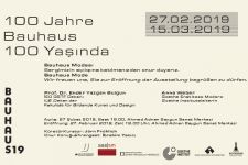 Bauhaus is 100 years!