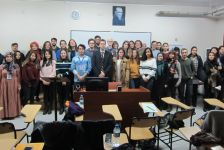 Seminar at Dokuz Eylül University