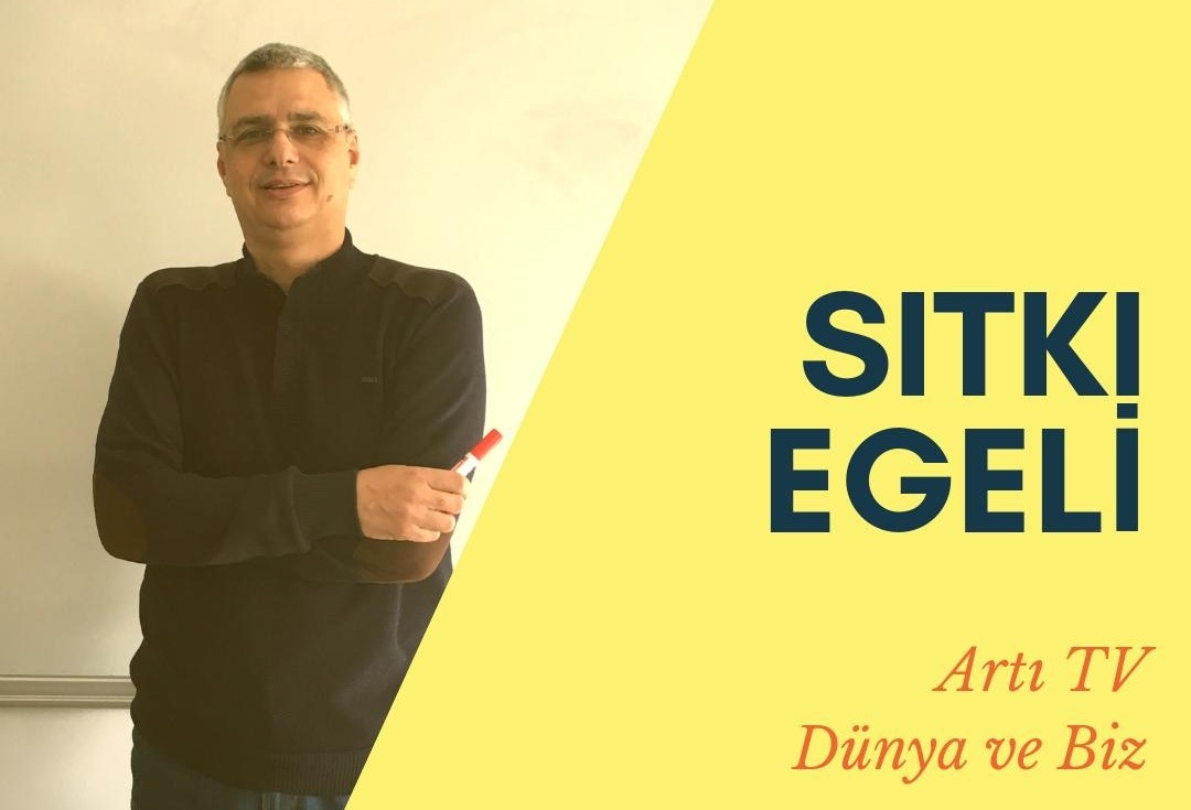 Sıtkı Egeli was a guest of Artı TV