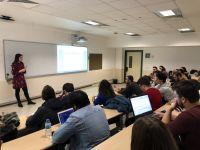 Yazılım Mühendisliği Bölümü ICTERRA Yetkililerini Ağırladı