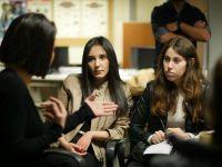 Gülay Özdem Medya ve İletişim Öğrencileri ile Buluştu
