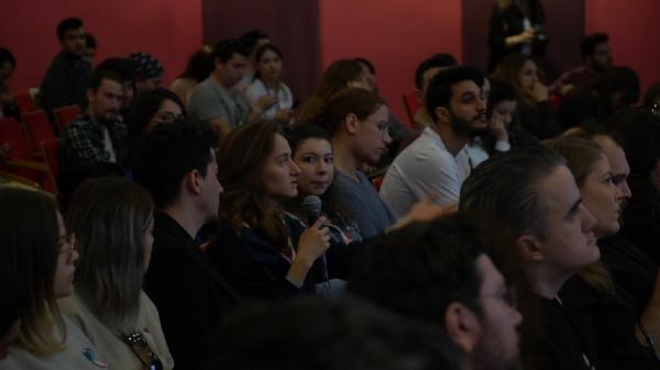 "The ""UNIGRAPH"" festival at Izmir University of Economics"