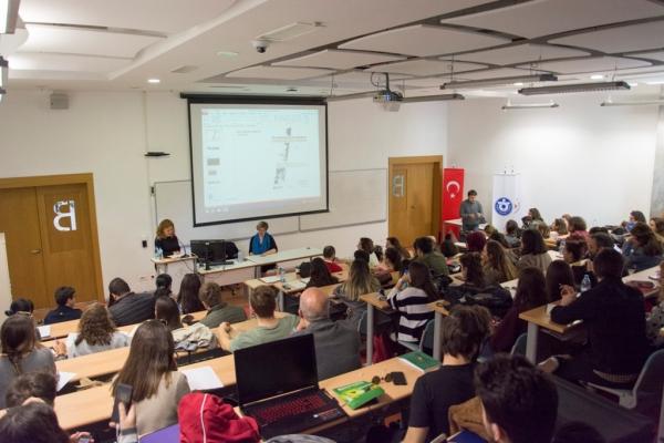 Assoc. Prof. Dr. İpek Akpınar was our guest