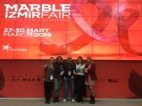 Marble25- 25th International Izmir Marble Fair Awards