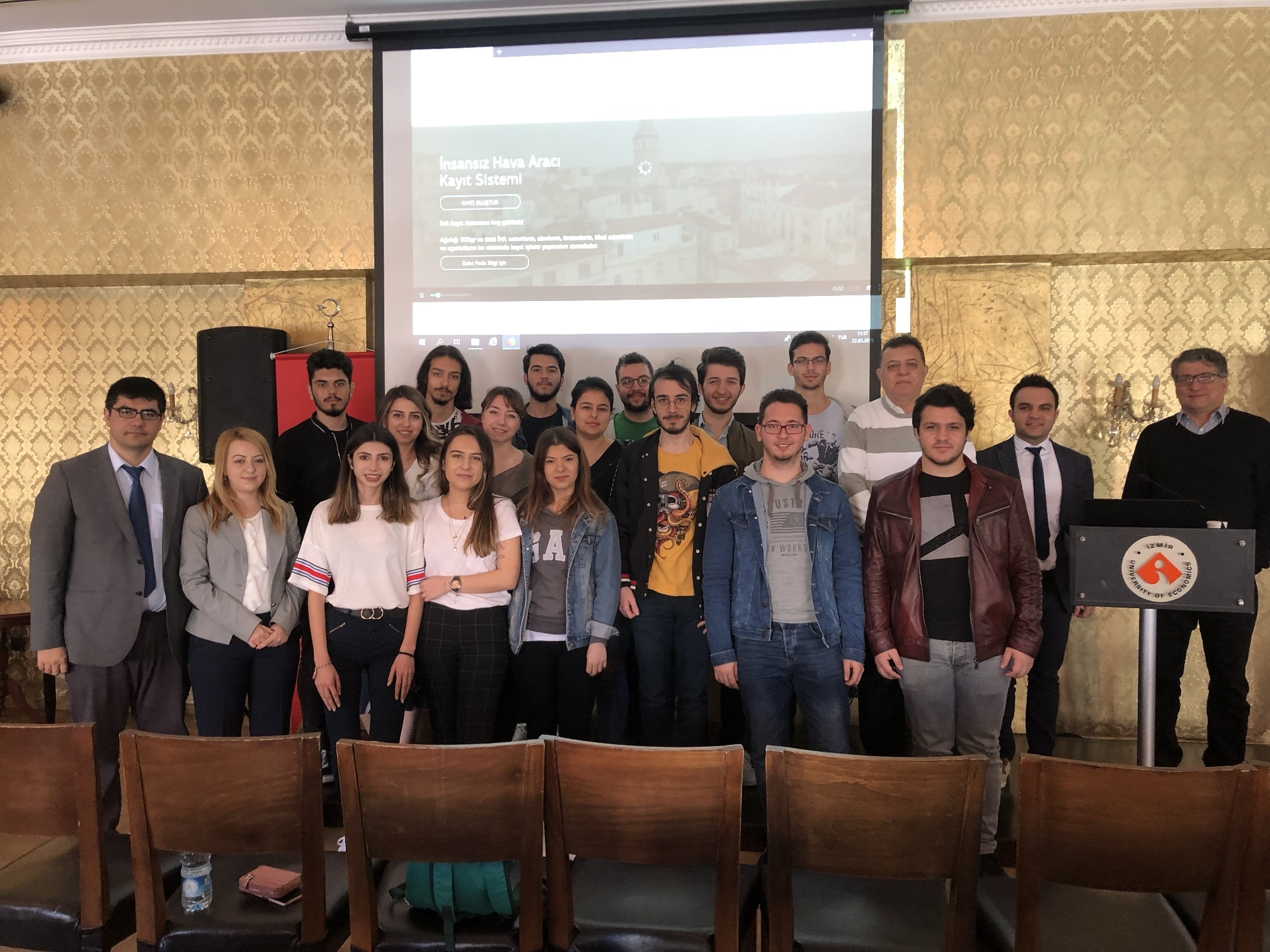UAV Seminar held at IUE