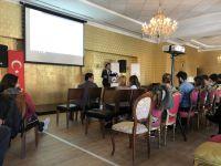 İEÜ'de İHA semineri yapıldı