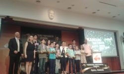 IZMIR UNIVERSITY OF ECONOMICS HOSTED THE AWARD CEREMONY FOR KANGAROO MATHEMATICS