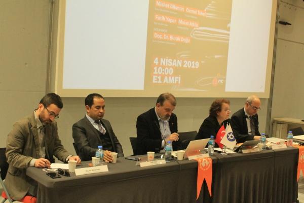Medya ve İletişim Bölümü ile İzmir Gazeteciler Cemiyeti arasında ortaklık protokolü imzalandı