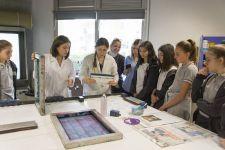 Özel TAKEV İlk-Ortaokulu Resim-Seramik Kulübü ile workshop