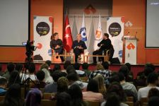 Renowned architects came together at Izmir University of Economics