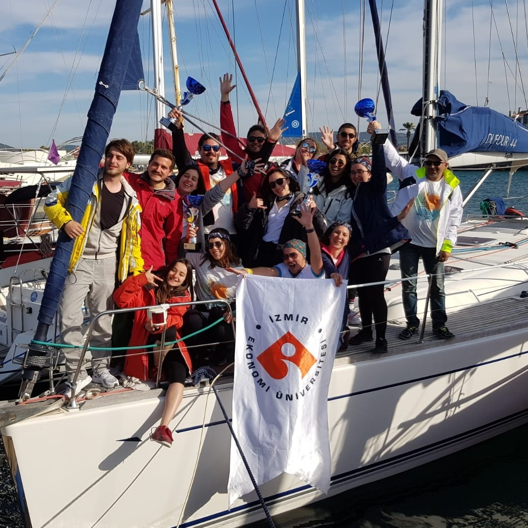 IUE's sailing achievement