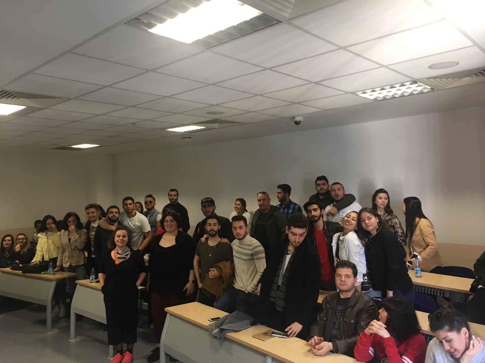 Mimari Restorasyon Programı ÇUS Etkinliği Kapsamında Y.Mimar Restorasyon Uzmanı Fatma Sezgi MAMAKLI'yı Ağırladı