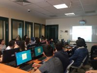 DEPARTMENT OF ENGLISH TRANSLATION AND INTERPRETING'S TRANSLATION WORKSHOP ATTRACTS GREAT INTEREST