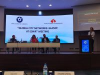 Urban Global Networks: The Case of İzmir was held with the contributions of IUE Architecture