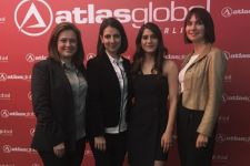 IUE Fashion and Textile Design Department left its mark on Atlas Global's launch