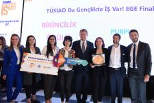The address for youth entrepreneurs; Izmir University of Economics