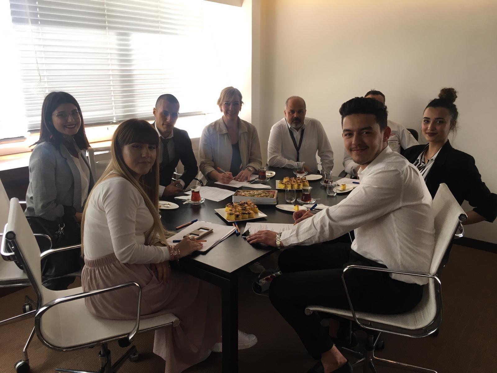 MYO - Turkısh Do&Co Toplantısı