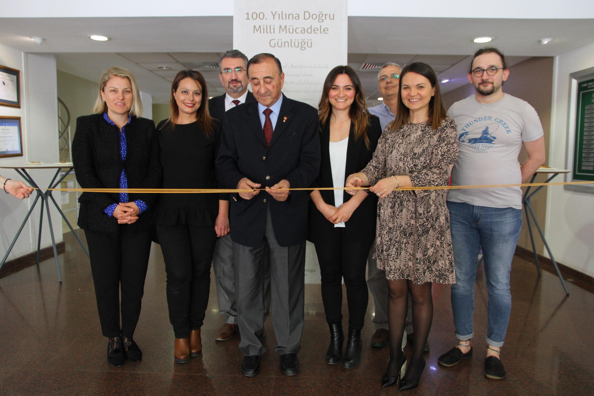 Milli Mücadele'nin 100. yılı İzmir Ekonomi'de anılıyor