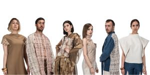 End of year fashıon show by new graduates