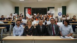 Students of VOCATIONAL SCHOOL OF IZMIR UNIVERSITY OF ECONOMICS completed job club training