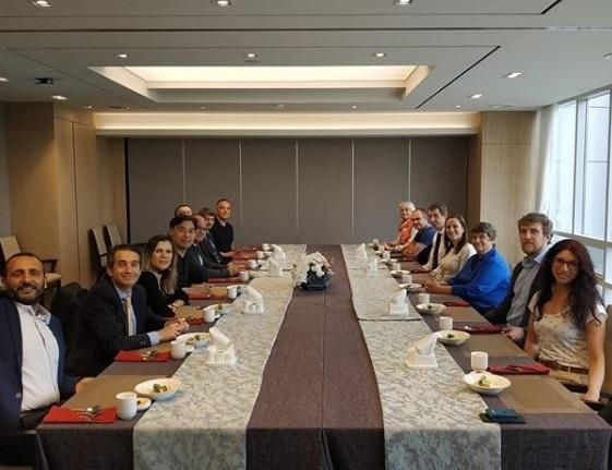 IBSEN Network Toplantısı ve Global Eğitim Fuarı