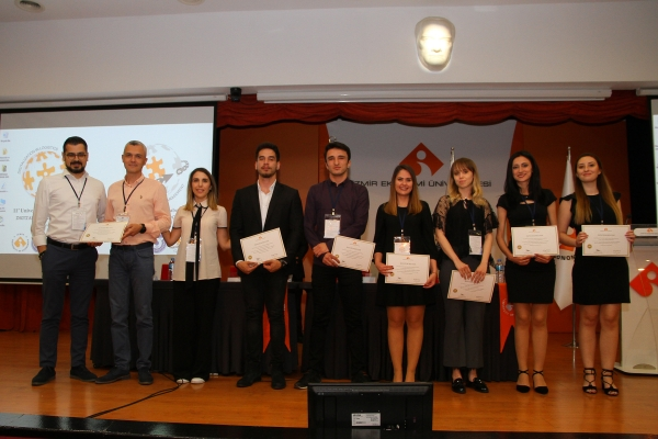 IUE logısticians get full mark for their projects from the business world