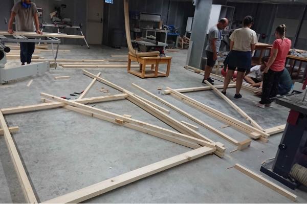 Woodworking Çalıştayı