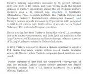"""Sıtkı Egeli Ahvalnews'e konuştu: """"ABD'nin yaptırımları Türk Savunma Sanayisini zor duruma sokabilir"""""""