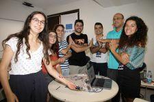Music hackathon at Izmir University of Economics