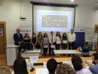 German Consul handed EU Certificate to students