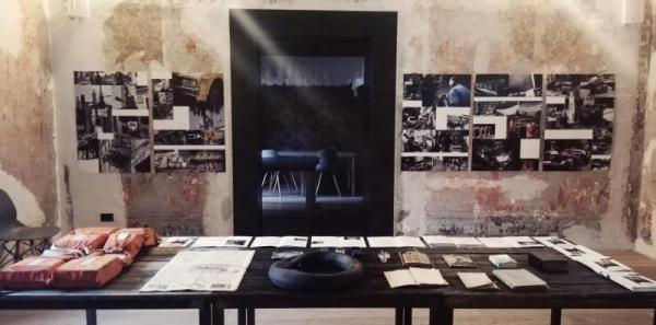 Sinema ve Dijital Medya öğretim görevlisi Ali Matay Dünya Kentleri Bienali'ne Katıldı