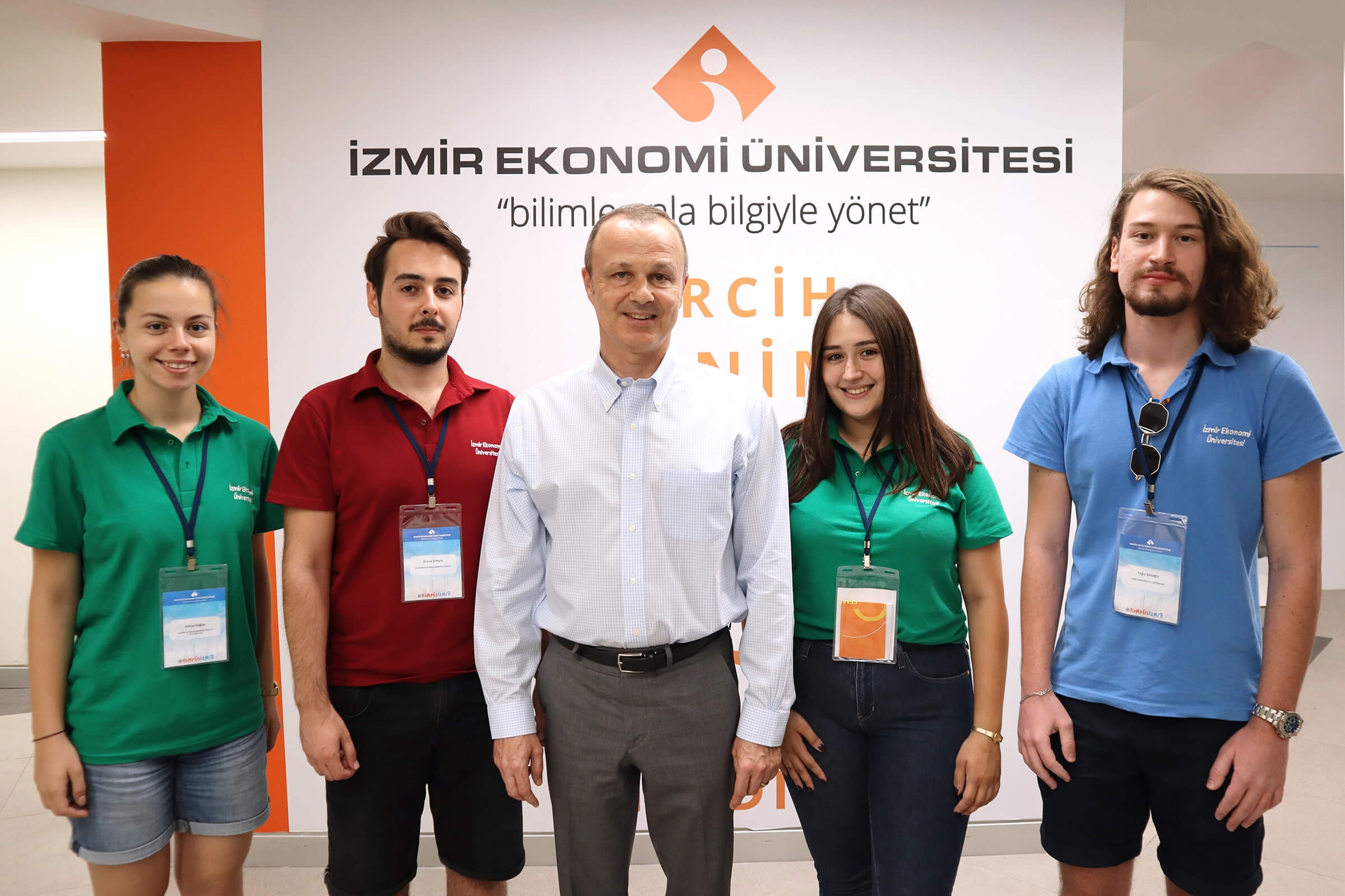 A great interest to Campus Izmir