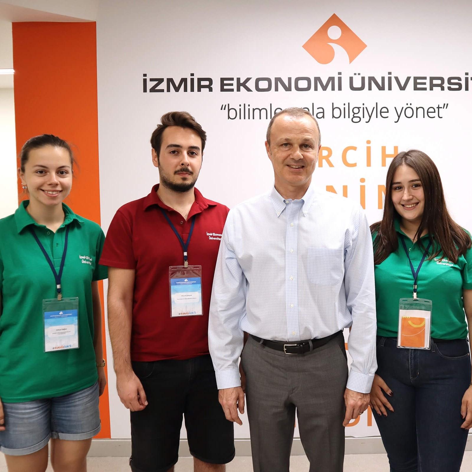 A great interest to Campus Izmir