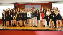 Izmir University of Economics brings students together at a summit