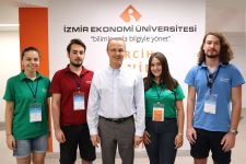 Izmir University of Economics receives A+ rating