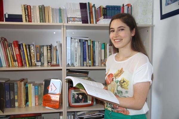 Öğrencimizin İzmir'den Almanya'ya ulaşan başarı yolculuğu