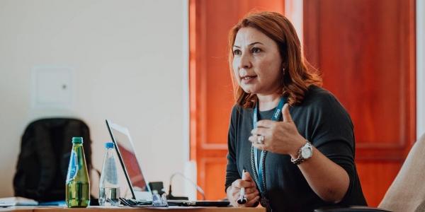 """Filiz Başkan """"ECPR 2019 Genel Konferansı"""" etkinliğine katıldı"""