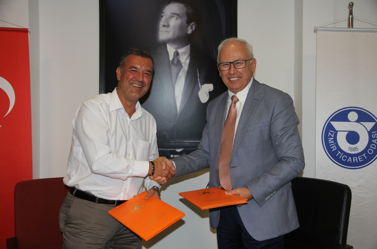 İzmir Ekonomi Üniversitesi ile Euro Gıda'dan eğitime destek için örnek iş birliği