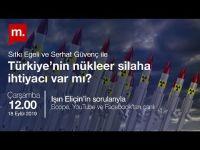 Sıtkı Egeli Medyascope Tv yayınına konuk oldu