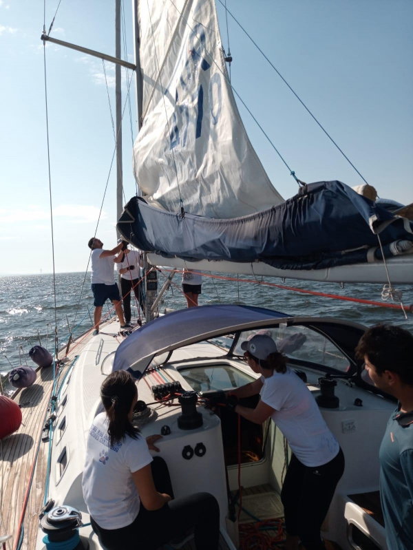 Successful Performance by IUE Sailing Club