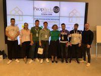 İEU MYO Emlak ve Emlak Yönetimi Programı Öğrencileri Prop Tech Gayrimenkul Fuarına Katıldı