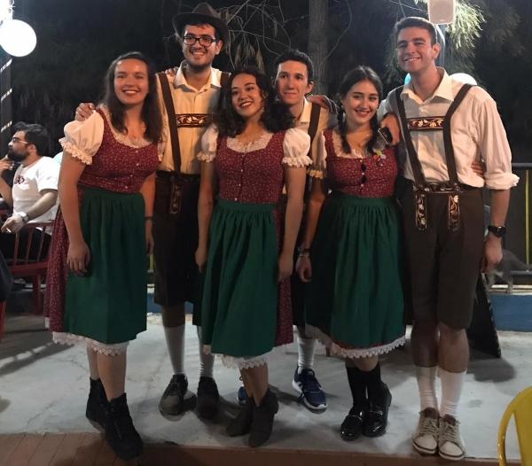 2019-2020 Academic Year Oktoberfest Celebration