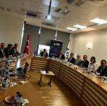 """Sıtkı Egeli """"Türkiye'de Hava Sahasının Kontrolü ve Güvenliği"""" konulu odak toplantısı çalışmalarına katıldı"""