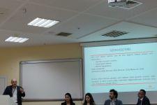 Öğrencilerimiz Uludağ Uluslararası İlişkiler Kongresi'nde bildirilerini sundular