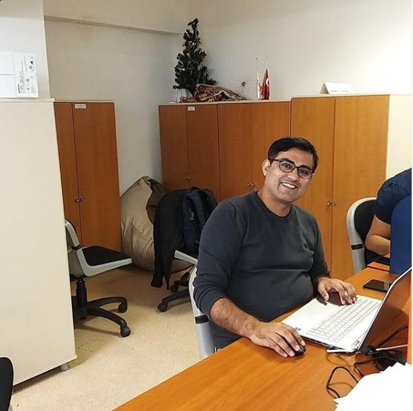 Athar Rashid ve Berfu Solak Energy and Buildings dergisinde yazdı